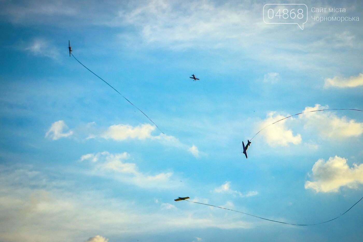 В небе над Черноморском пройдут воздушные бои, фото-13
