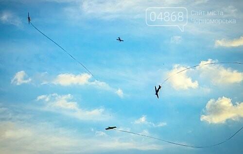 В небе над Черноморском пройдут воздушные бои, фото-1