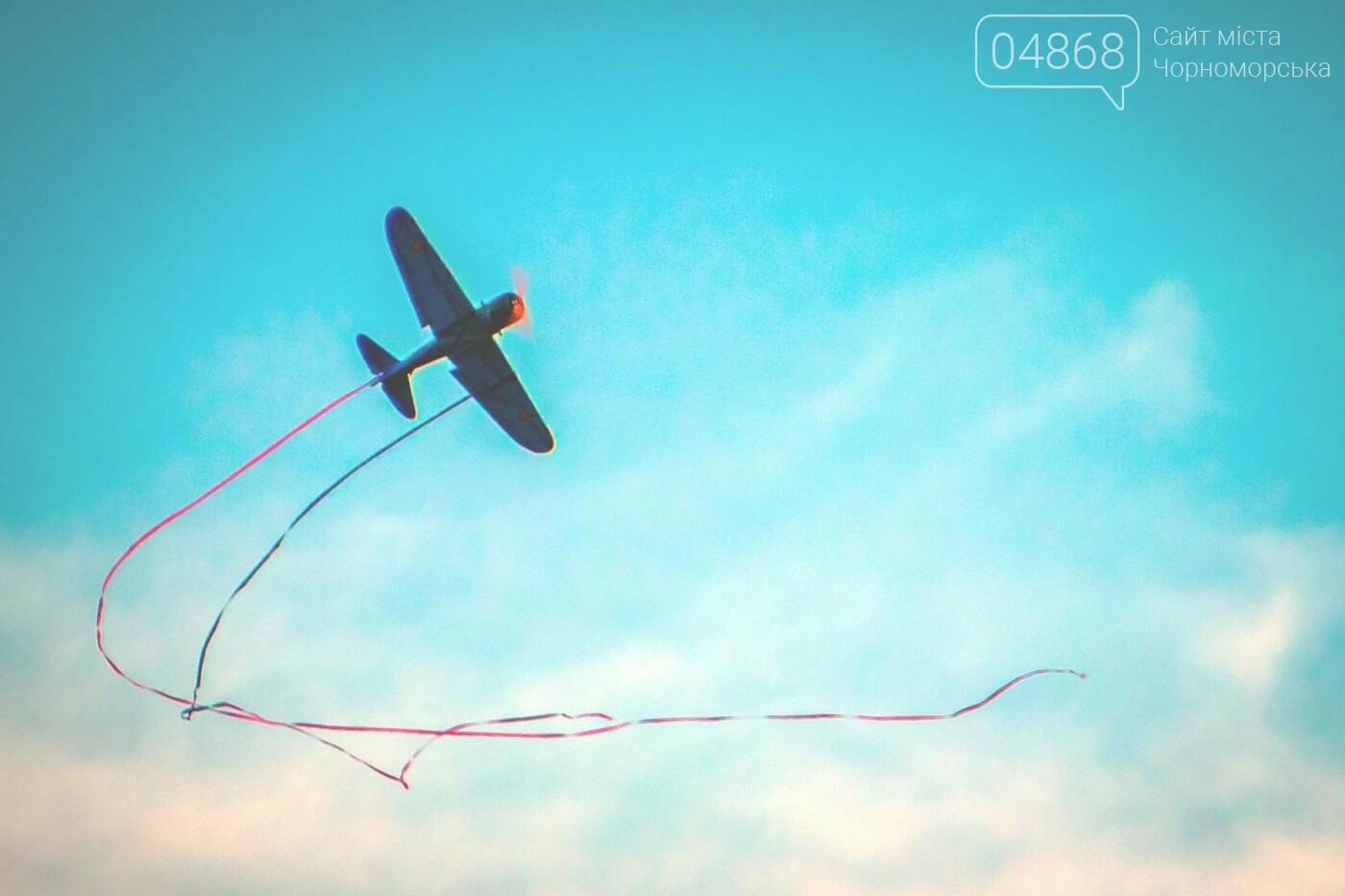 В небе над Черноморском пройдут воздушные бои, фото-10