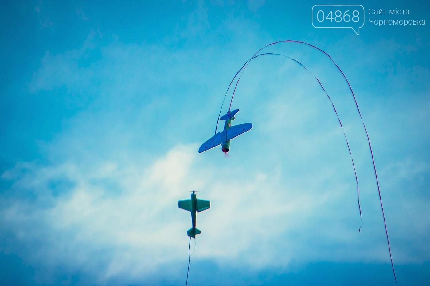 В небе над Черноморском пройдут воздушные бои, фото-9