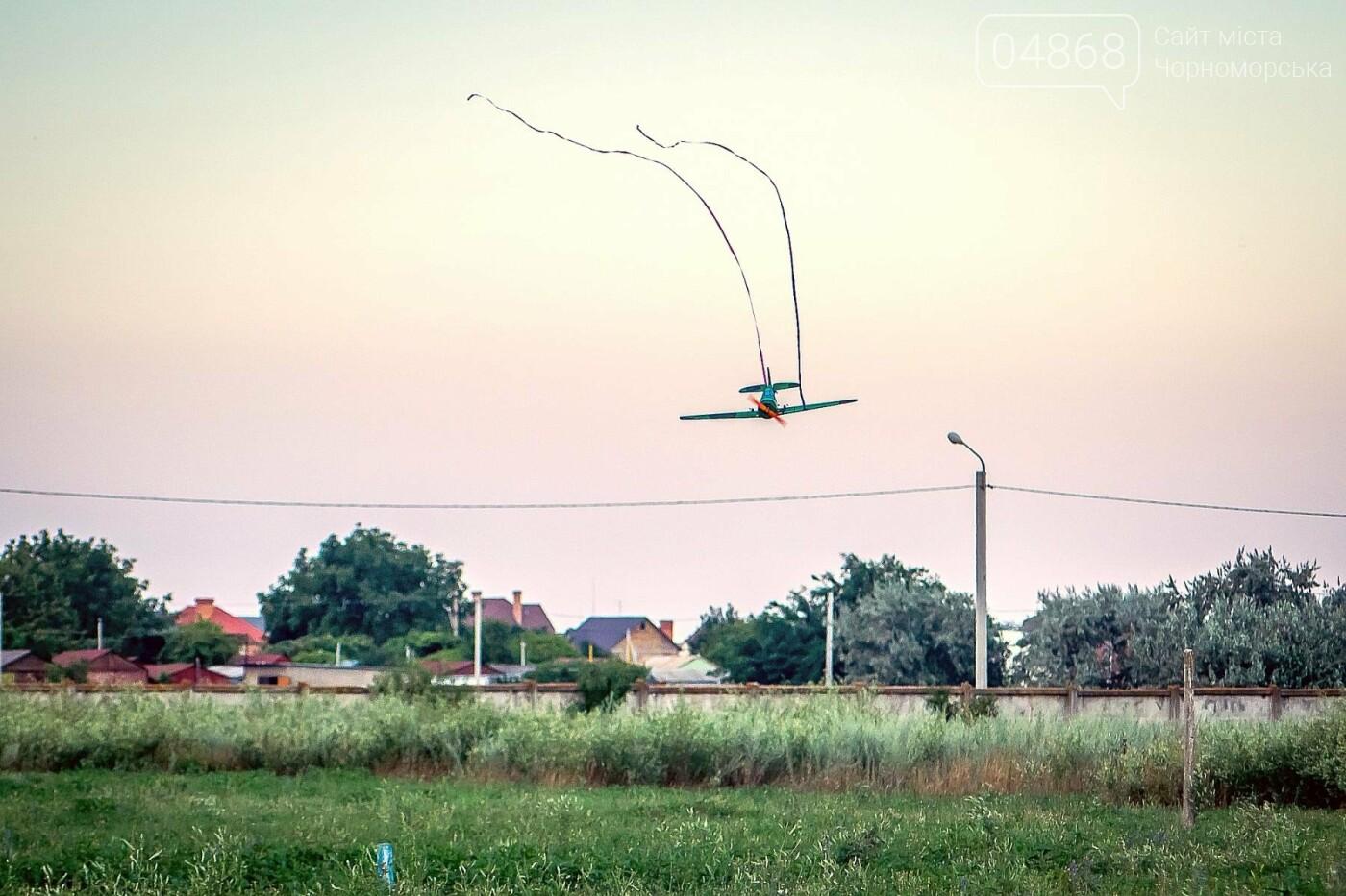 В небе над Черноморском пройдут воздушные бои, фото-12
