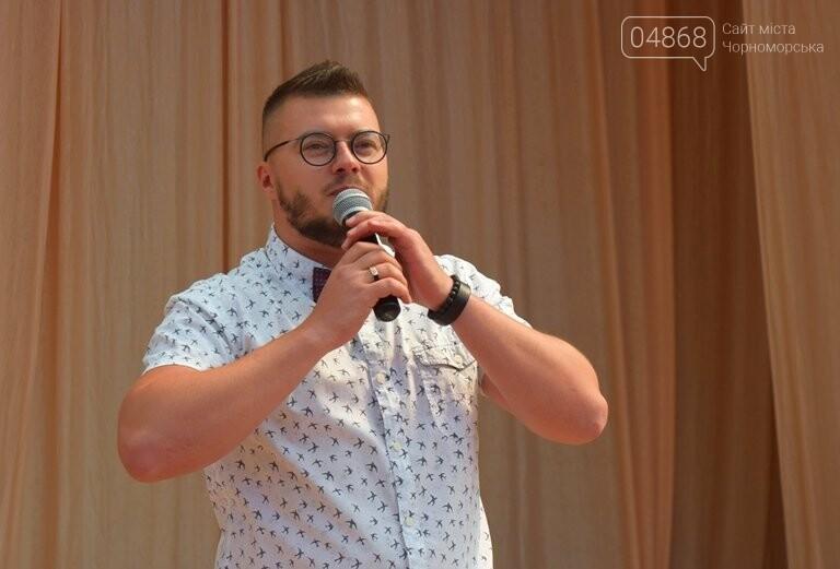 «Дети – детям»: в Черноморске прошёл большой праздник открытия летних лагерей, фото-15