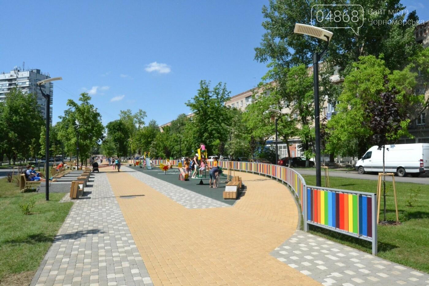 Общественный бюджет Черноморска: 10 проектов получили негативную оценку экспертов, фото-19