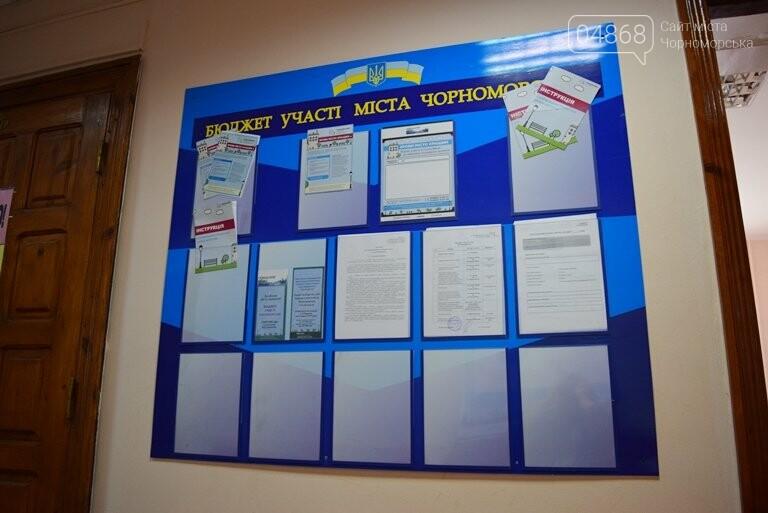 Общественный бюджет Черноморска: 10 проектов получили негативную оценку экспертов, фото-17