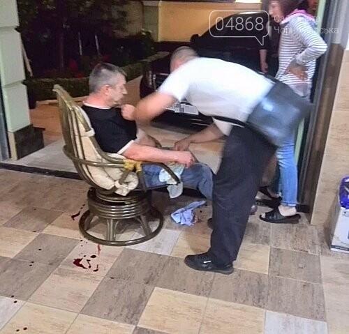 В Черноморске стреляли в депутата горсовета, фото-2