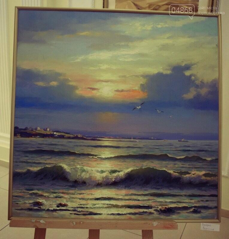 Художники Украины и США рисовали Черноморск, фото-24