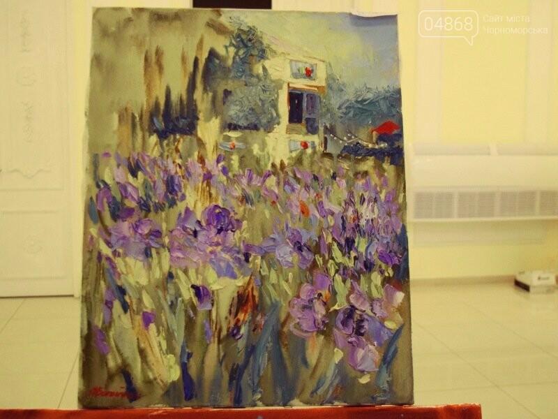 Художники Украины и США рисовали Черноморск, фото-26