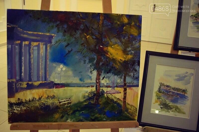 Художники Украины и США рисовали Черноморск, фото-28