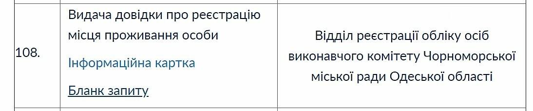 Свыше 250 услуг можно получить в админцентре Черноморска, фото-3
