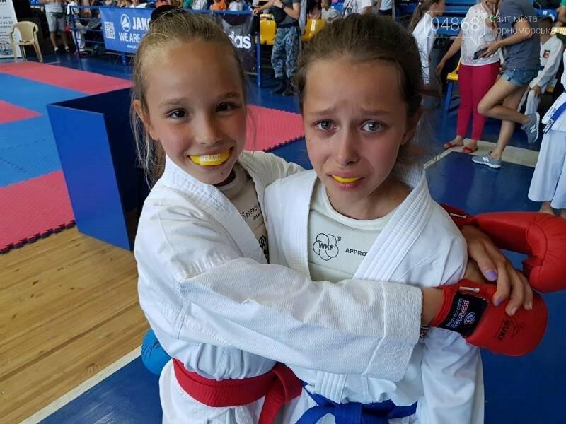 Ката и кумитэ по-черноморски: СК «Катана – порт Черноморск» одержал блестящую победу на Международном турнирее, фото-6
