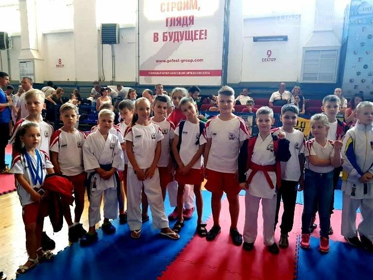 Ката и кумитэ по-черноморски: СК «Катана – порт Черноморск» одержал блестящую победу на Международном турнирее, фото-7