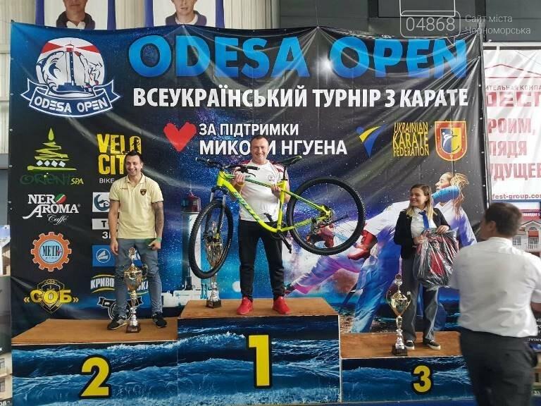 Ката и кумитэ по-черноморски: СК «Катана – порт Черноморск» одержал блестящую победу на Международном турнирее, фото-1
