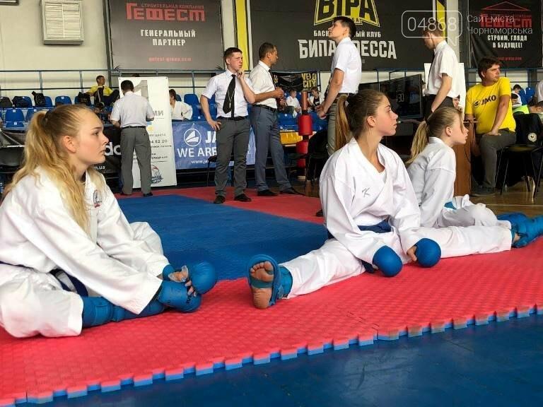Ката и кумитэ по-черноморски: СК «Катана – порт Черноморск» одержал блестящую победу на Международном турнирее, фото-9
