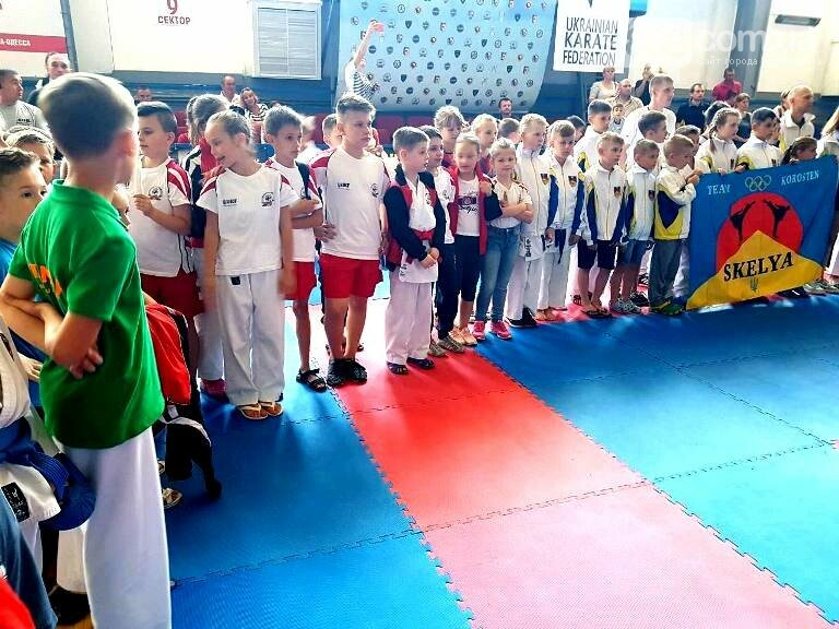 Ката и кумитэ по-черноморски: СК «Катана – порт Черноморск» одержал блестящую победу на Международном турнирее, фото-10