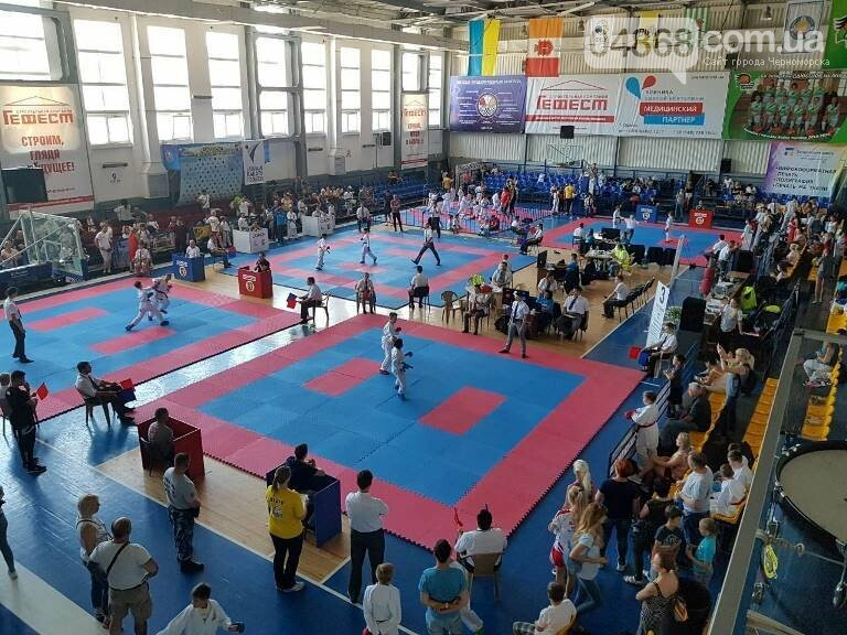 Ката и кумитэ по-черноморски: СК «Катана – порт Черноморск» одержал блестящую победу на Международном турнирее, фото-5