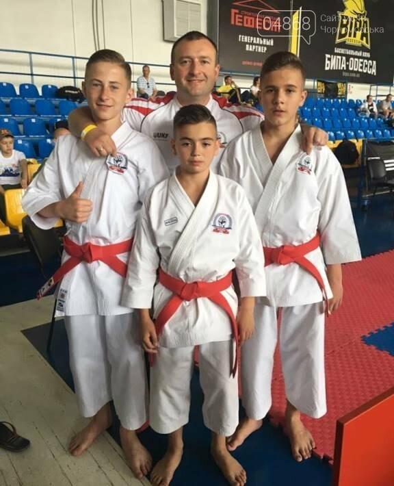 Ката и кумитэ по-черноморски: СК «Катана – порт Черноморск» одержал блестящую победу на Международном турнирее, фото-3