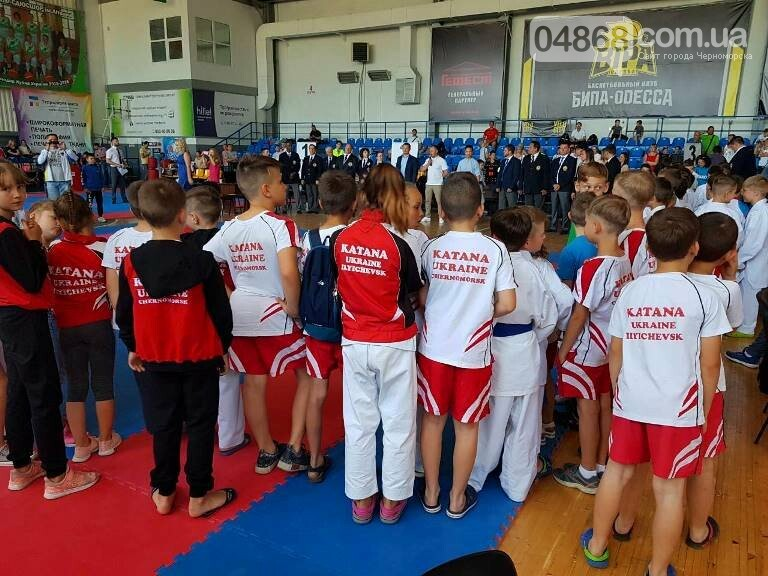 Ката и кумитэ по-черноморски: СК «Катана – порт Черноморск» одержал блестящую победу на Международном турнирее, фото-11