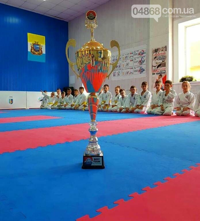 Ката и кумитэ по-черноморски: СК «Катана – порт Черноморск» одержал блестящую победу на Международном турнирее, фото-2