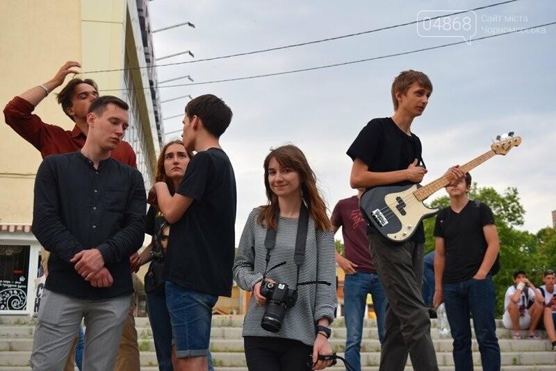 Один вечер и три часа музыки от «Mistral'» и друзей, фото-14