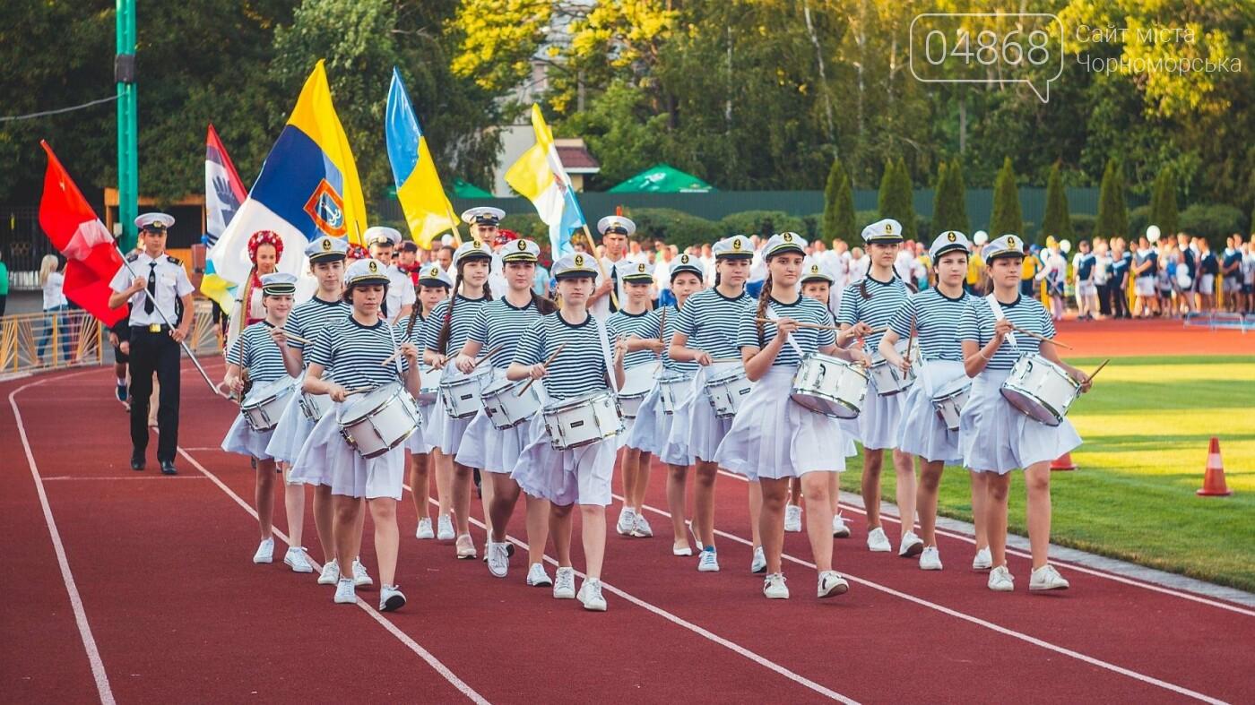 В Черноморске стартовала Всеукраинская депутатская спартакиада, фото-7