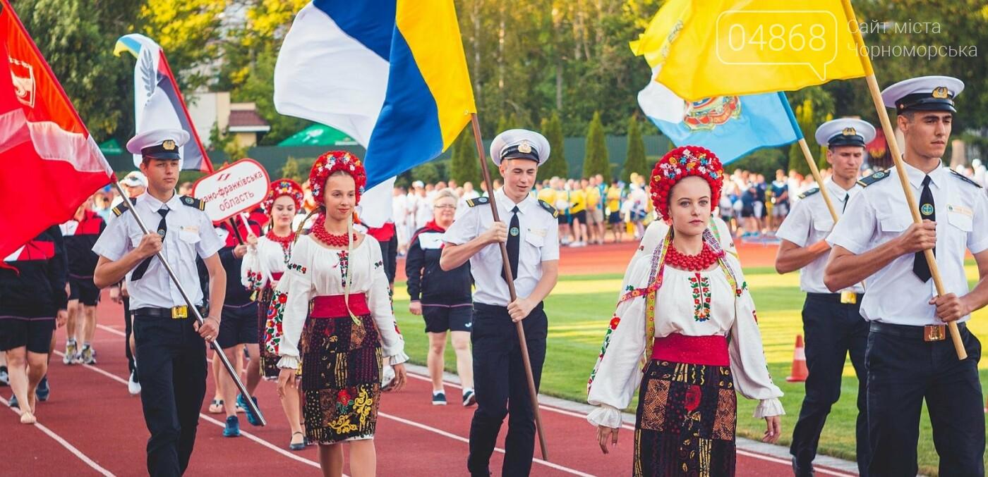 В Черноморске стартовала Всеукраинская депутатская спартакиада, фото-3