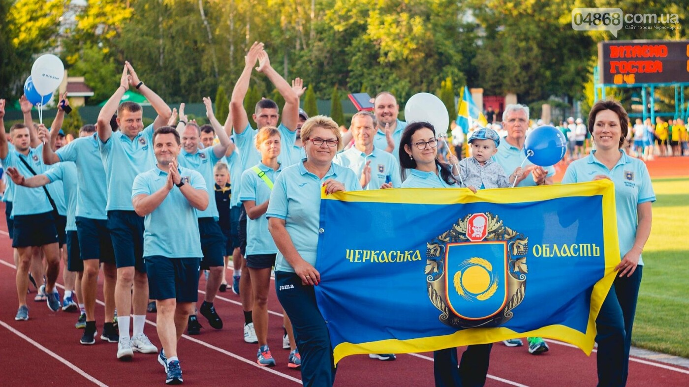 В Черноморске стартовала Всеукраинская депутатская спартакиада, фото-5