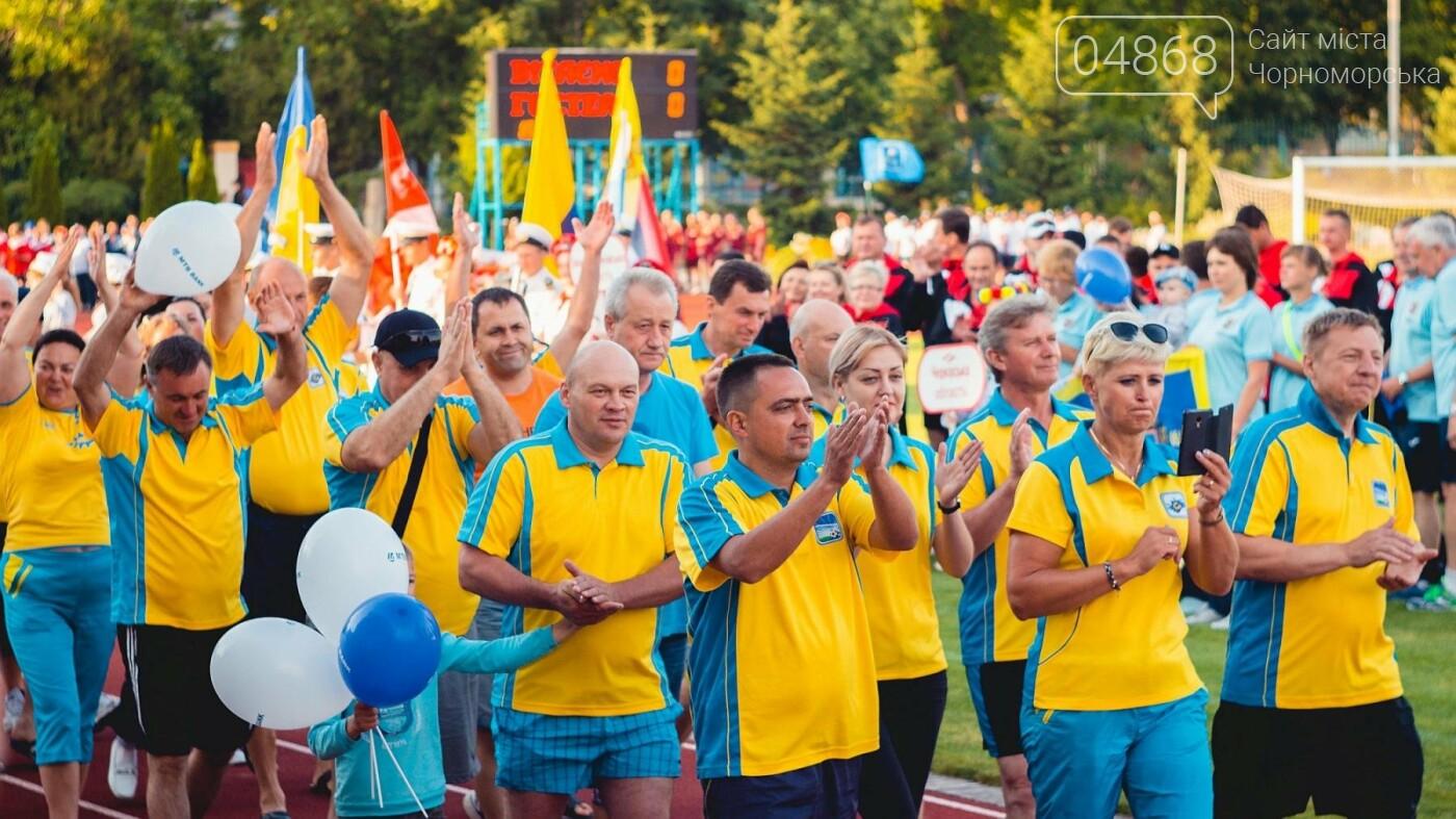 В Черноморске стартовала Всеукраинская депутатская спартакиада, фото-6