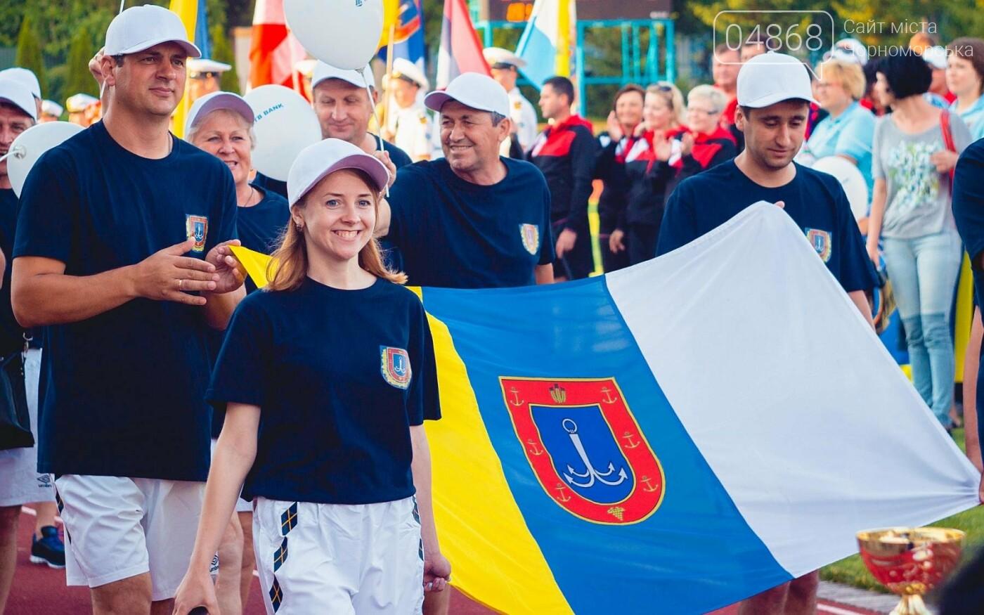 В Черноморске стартовала Всеукраинская депутатская спартакиада, фото-8