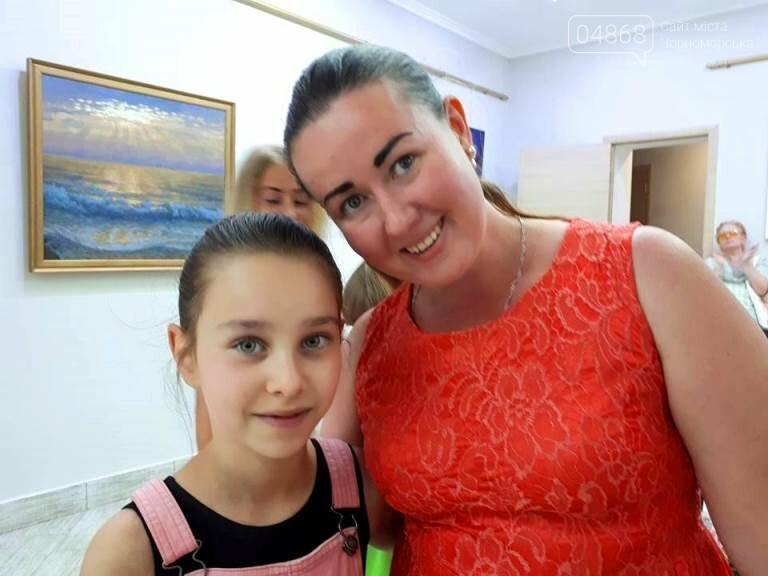 Маленькие жители Черноморска рассказали, как прекрасен этот мир, фото-2