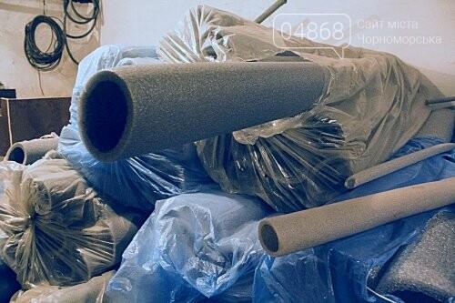 Жилые дома Черноморска готовят к отопительному сезону, фото-3