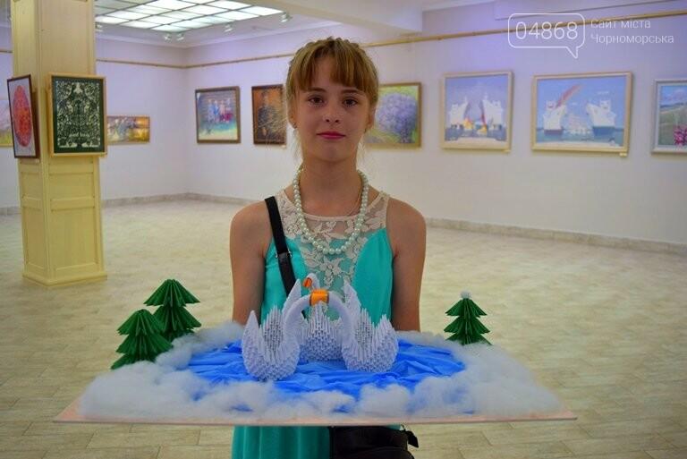 Маленькие жители Черноморска рассказали, как прекрасен этот мир, фото-1