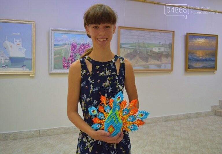 Маленькие жители Черноморска рассказали, как прекрасен этот мир, фото-5