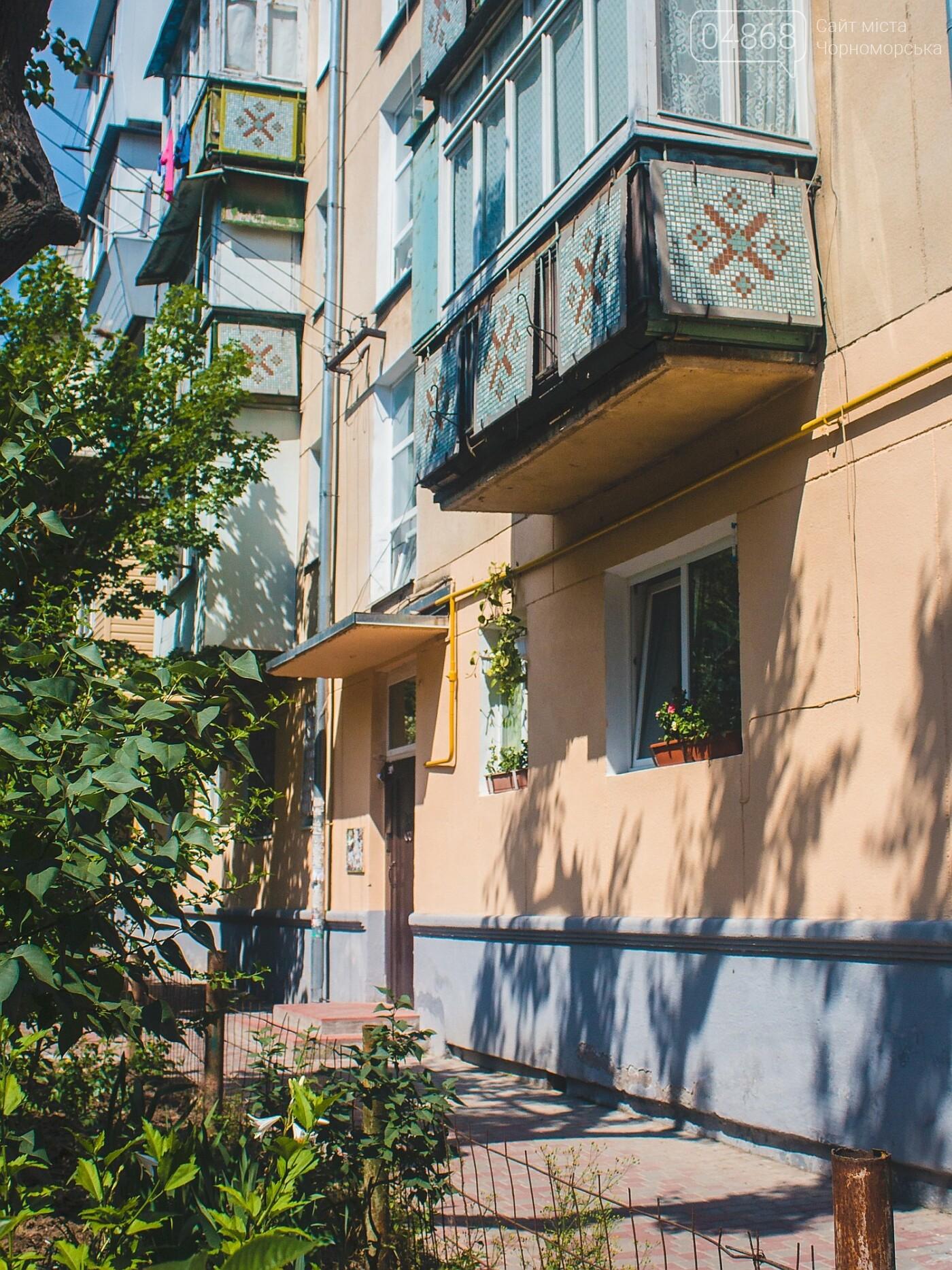 Жилые дома Черноморска готовят к отопительному сезону, фото-7
