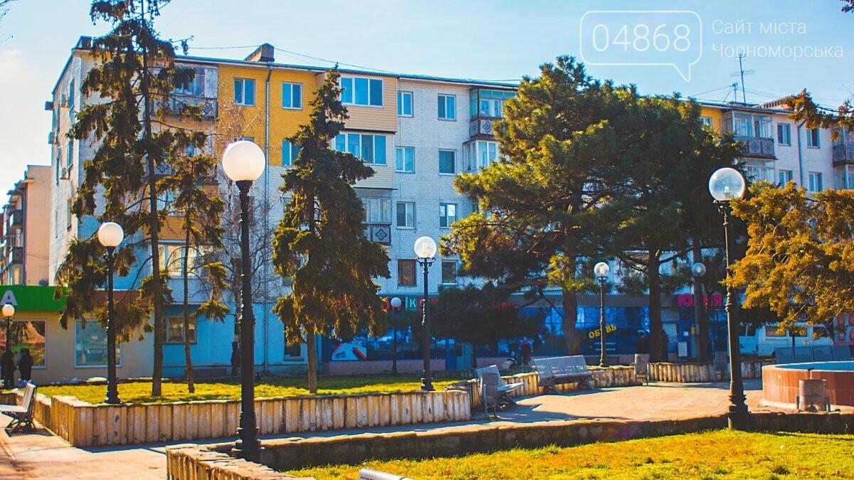 Жилые дома Черноморска готовят к отопительному сезону, фото-4