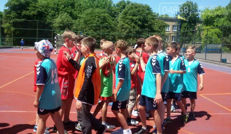 В Черноморске прошло первенство по гандболу памяти Валерия Оркиса, фото-5