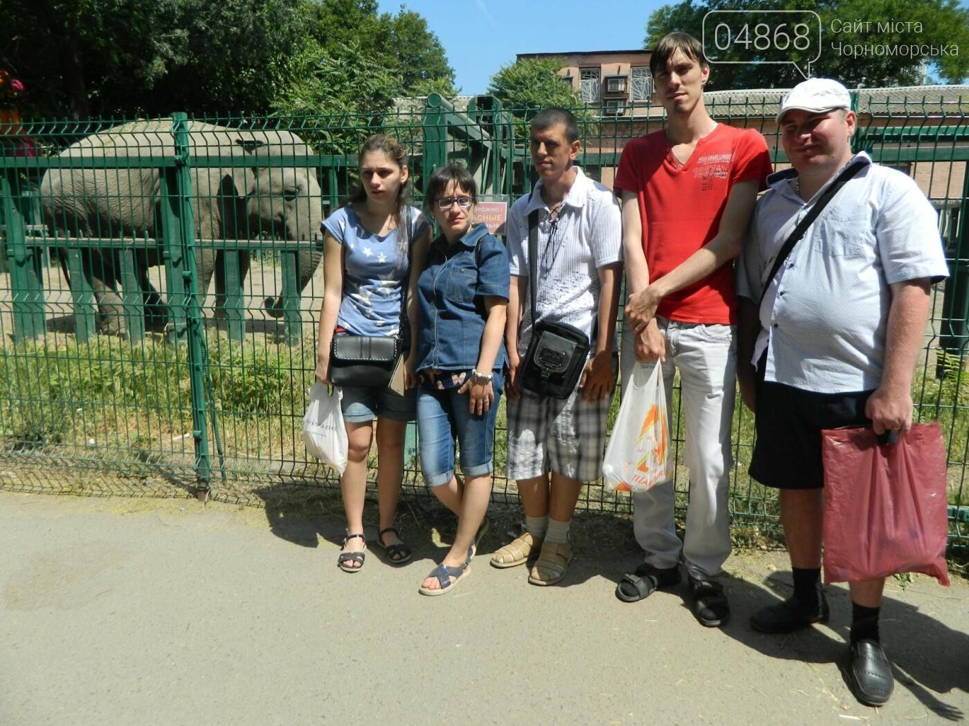 Дети из реабилитационного центра «Радуга» посетили зоопарк, фото-13