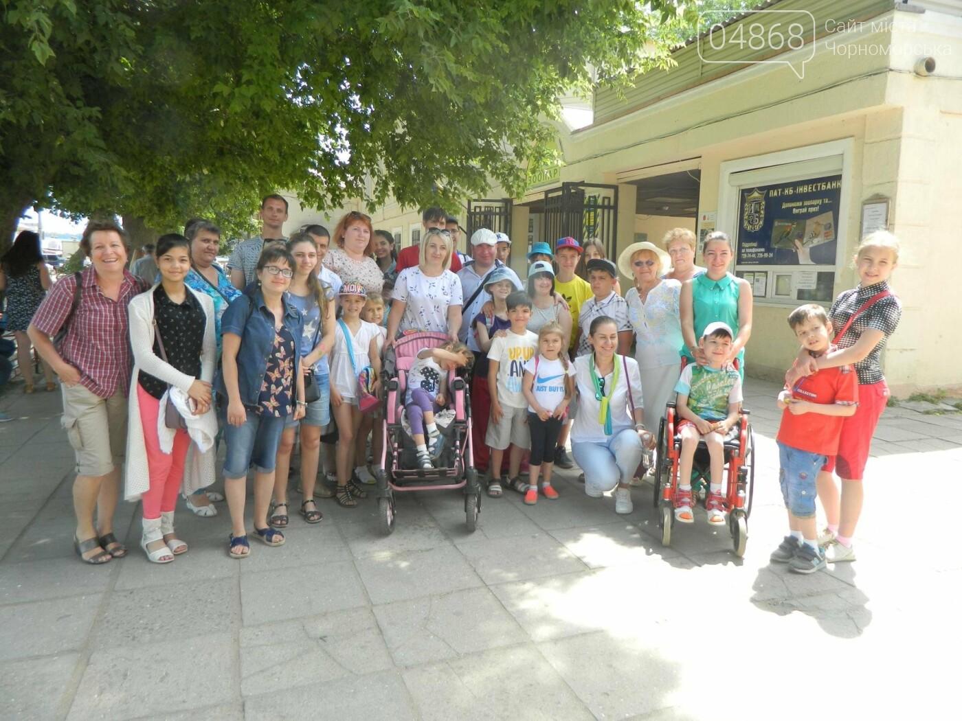 Дети из реабилитационного центра «Радуга» посетили зоопарк, фото-1