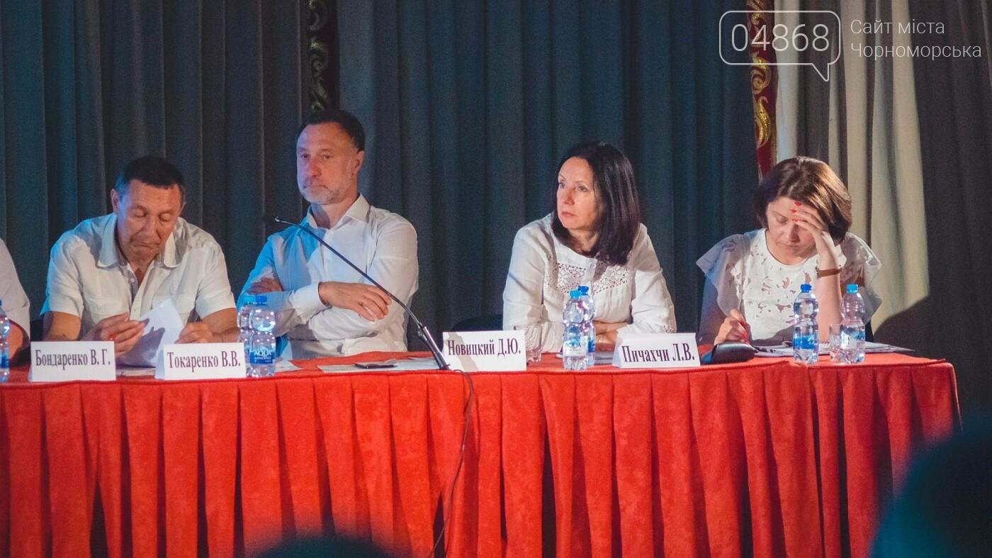 Киев предлагает в Черноморске установить предельный размер платы за воду в размере 33 гривен, фото-17
