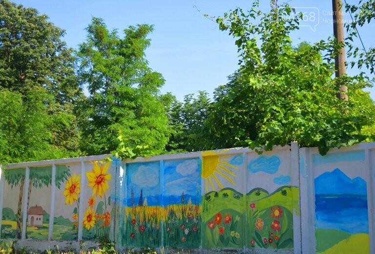 «Рисуем с любовью вместе»: Водоканал Черноморска вместе с маленькими жителями города прововодит акцию «Укрась свой город», фото-2