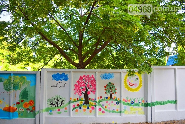 «Рисуем с любовью вместе»: Водоканал Черноморска вместе с маленькими жителями города прововодит акцию «Укрась свой город», фото-3