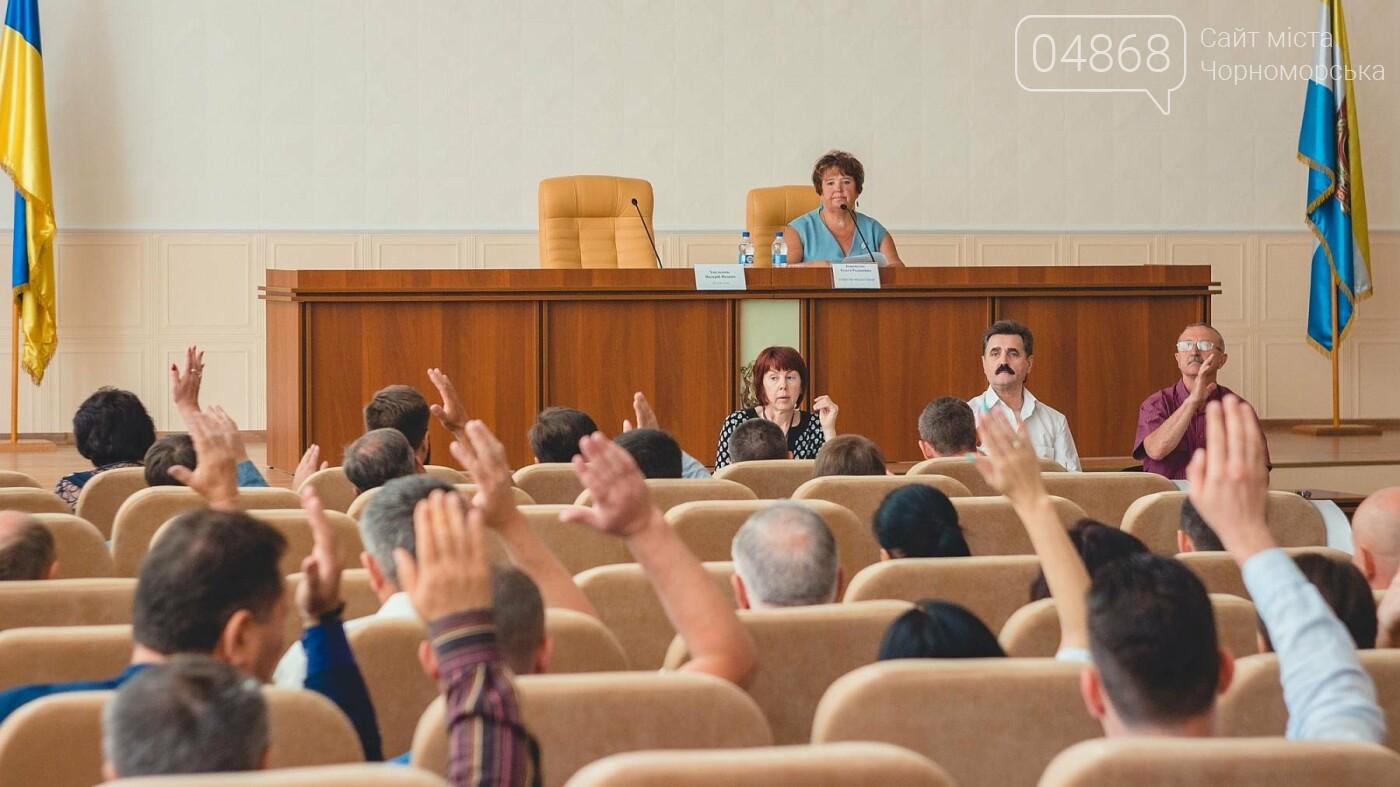 Пострадавшим от оползня жителям Черноморска окажут финансовую помощь, фото-7