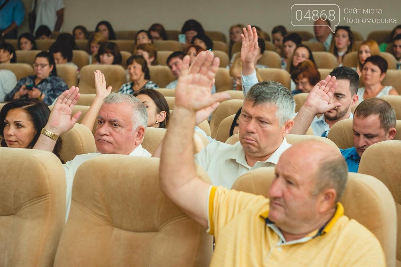 Пострадавшим от оползня жителям Черноморска окажут финансовую помощь, фото-10