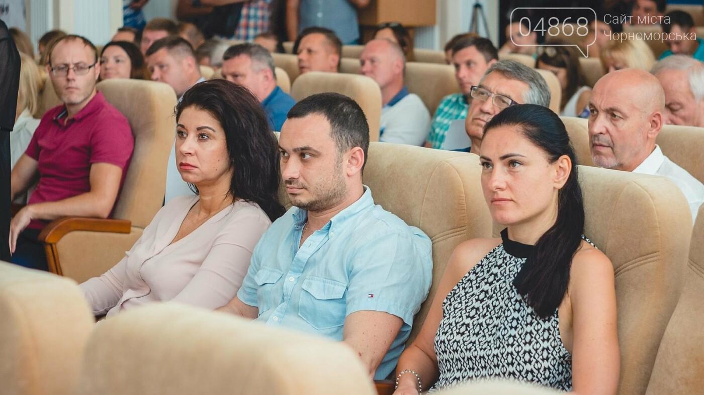 Пострадавшим от оползня жителям Черноморска окажут финансовую помощь, фото-9