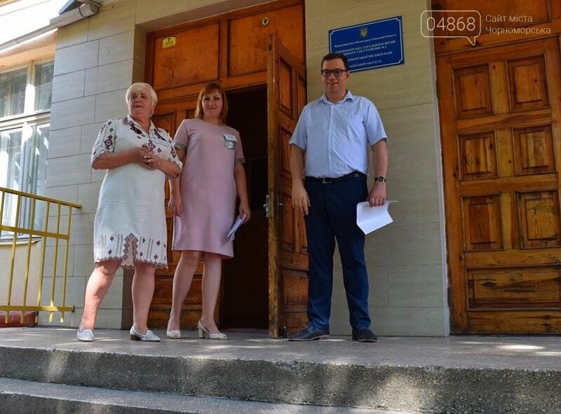 «Медиа-десант»: в Черноморск забросили 15 журналистов из разных городов Украины, фото-13