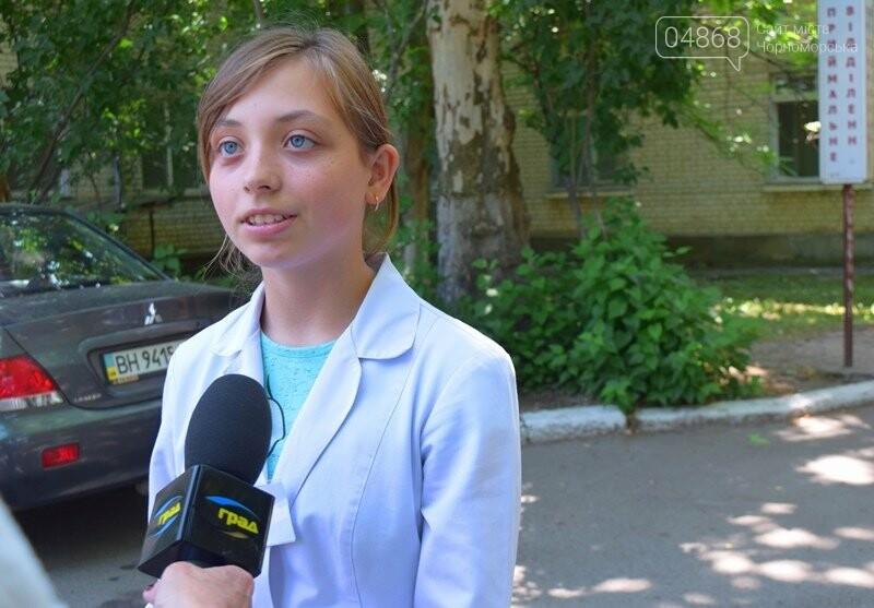 «Медиа-десант»: в Черноморск забросили 15 журналистов из разных городов Украины, фото-5