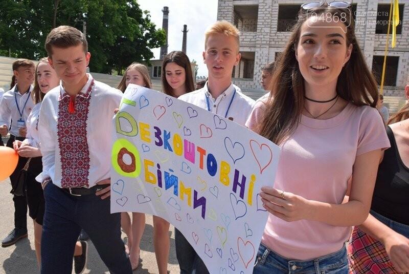 «Медиа-десант»: в Черноморск забросили 15 журналистов из разных городов Украины, фото-11