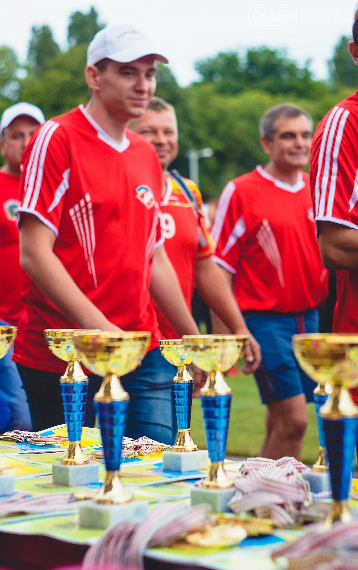В Черноморске завершилась VII Всеукраинская спартакиада среди депутатов, фото-5