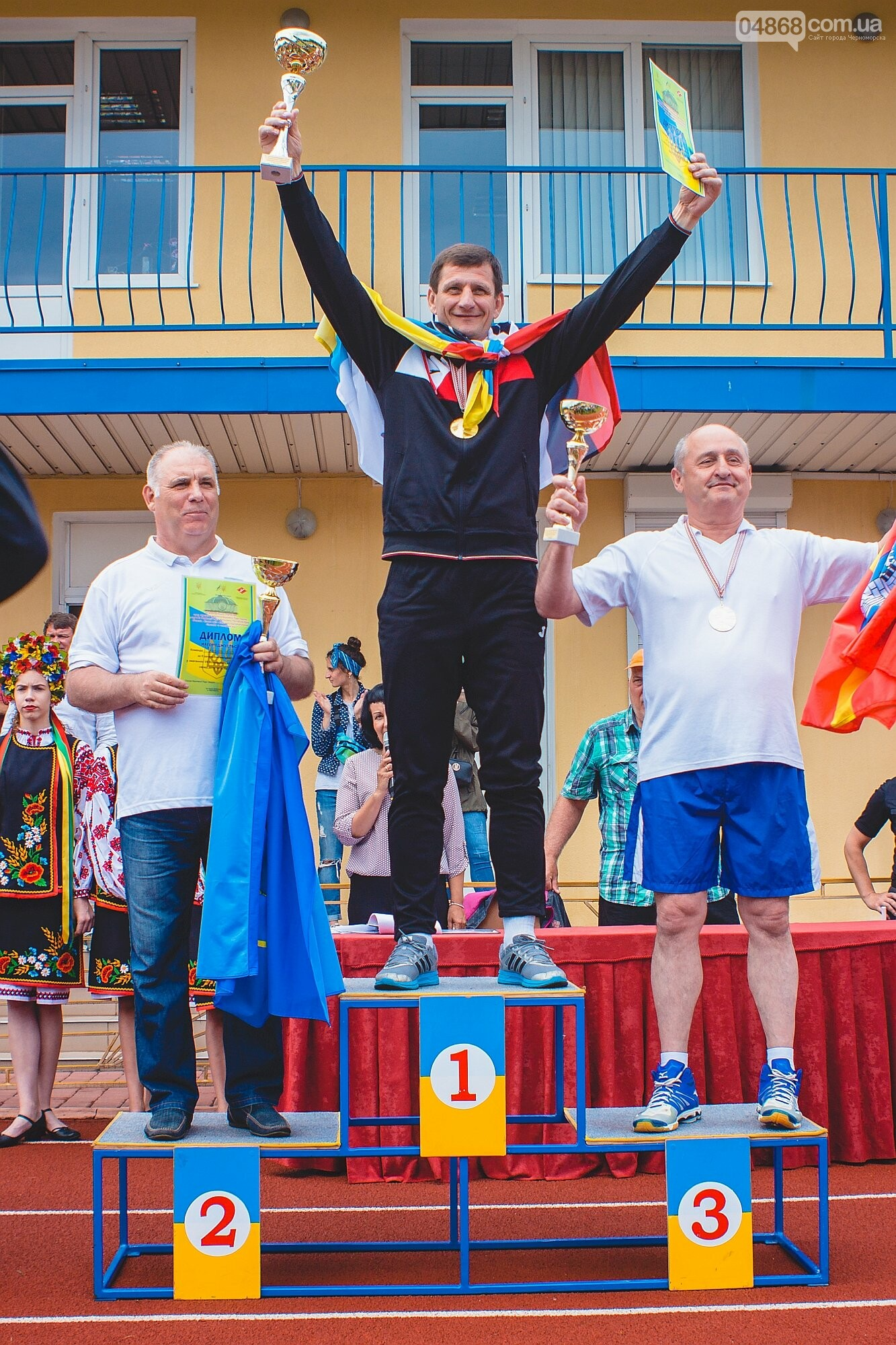 В Черноморске завершилась VII Всеукраинская спартакиада среди депутатов, фото-10