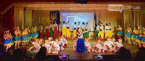 Черноморский ансамбль «Барвинок» празднует 15-летие, фото-1