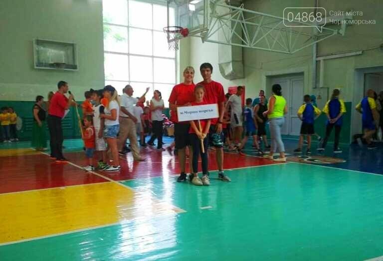 Семья из Черноморска приняла участие в областном фестивале «Папа, мама, я – спортивная семья», фото-2